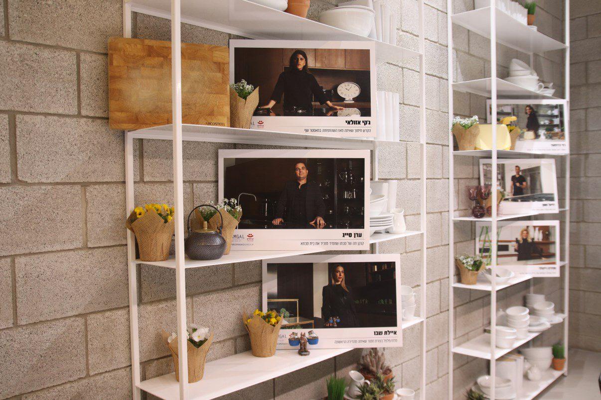 להפליא אירועים בסמגל - Samgal Kitchens, מטבחים, אדריכלים, אירועים KA-35