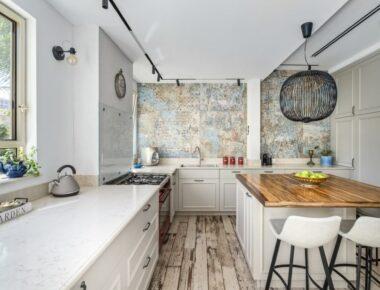 מטבח כפרי מודרני - האם הוא יעלם אי פעם?